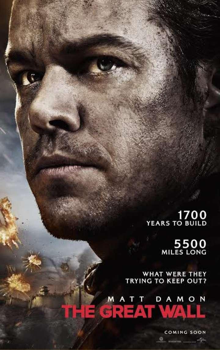 The Great Wall (2016) เดอะ เกรท วอลล์