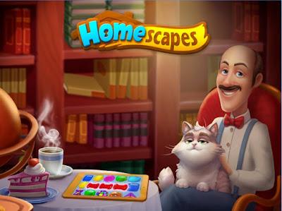 Homescapes MOD APK v1.6.0.900 Terbaru Money Unlimited - JemberSantri