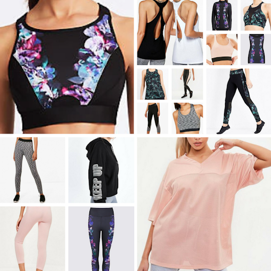New Year Activewear Wish List