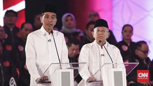 Komunitas Haji Se-Indonesia Dukung Paslon Jokowi- Kiai Ma'ruf
