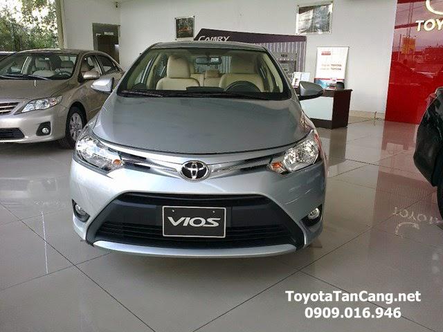 """toyota vios 1 5 e toyota tan cang 7 - Đánh giá Toyota Vios 2015 """"Tiết kiệm mà bền bỉ"""" - Muaxegiatot.vn"""