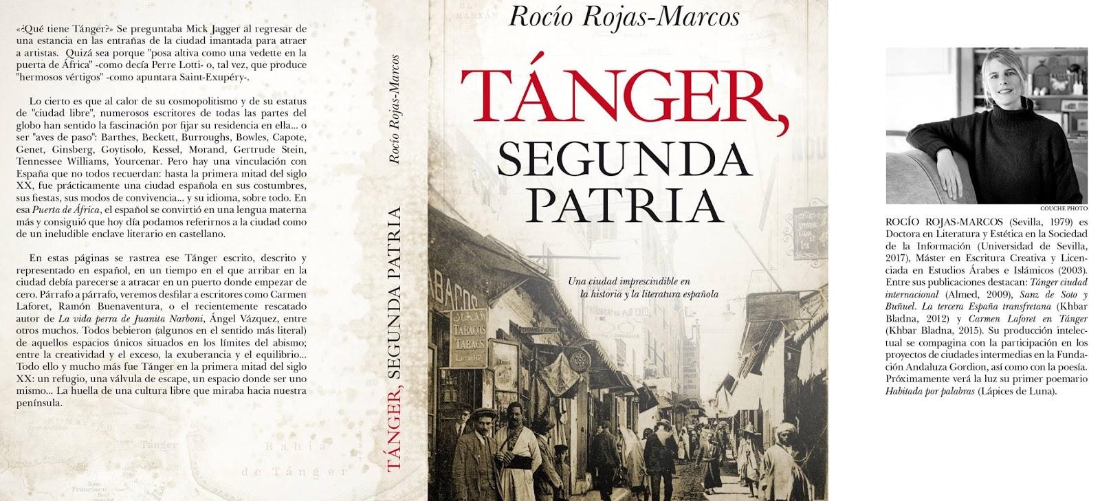 Con acento marroquí: La investigadora Rocío Rojas-Marcos presenta su ...