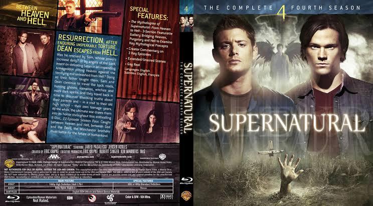Supernatural season 4 Movie Full Review