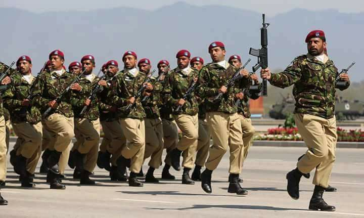 pakistan army ssg commando have 8 battalions ssg the guerillas
