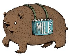 The Amazing Health Benefits Of Bear Milk For Stomach Acid - Healthy T1ps