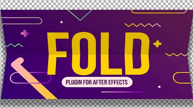 سكربت AEsweets - Fold 1.0.0 للافتر افكت للماك والويندوز