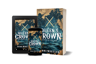 Queens Crown cover