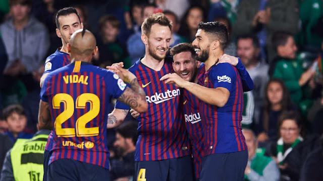 مشاهدة مباراة برشلونة وإسبانيول بث مباشر