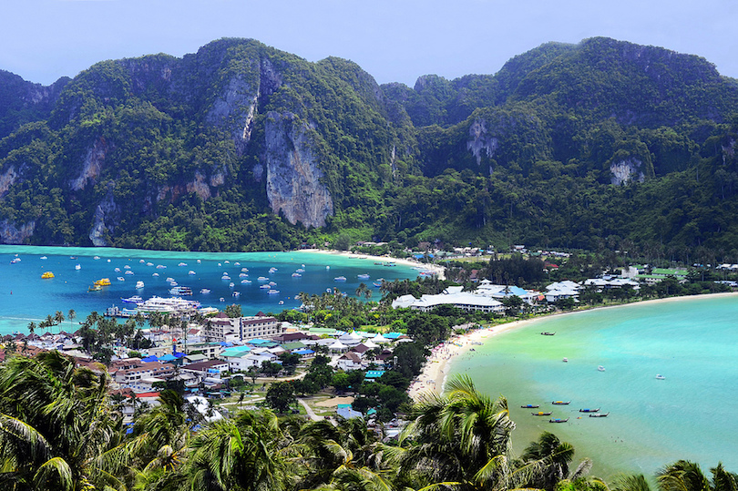 اجمل الاماكن للزيارة في تايلاند