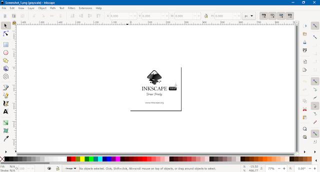 Inkscape - Software Desain Grafis