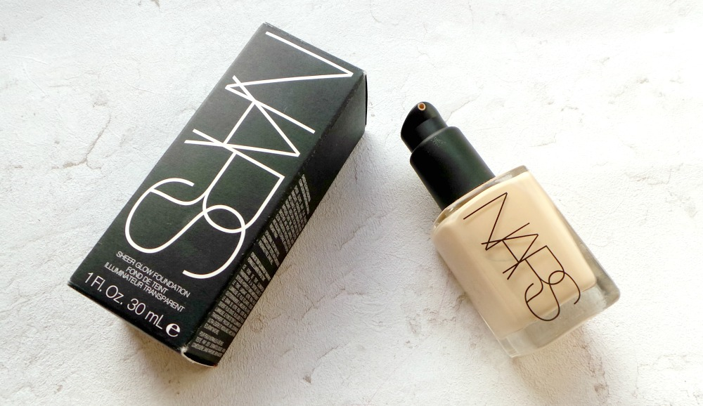 Nars Sheer Glow review