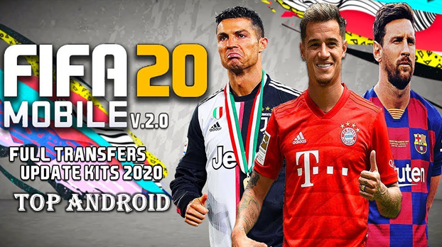 Fifa 20 Mod Fifa 14 Android Offline 700 Mb New Menu Transfers Update Best Graphics
