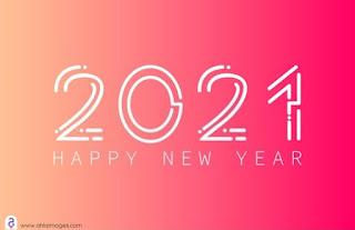 اجمل الصور عن السنه الجديده 2021