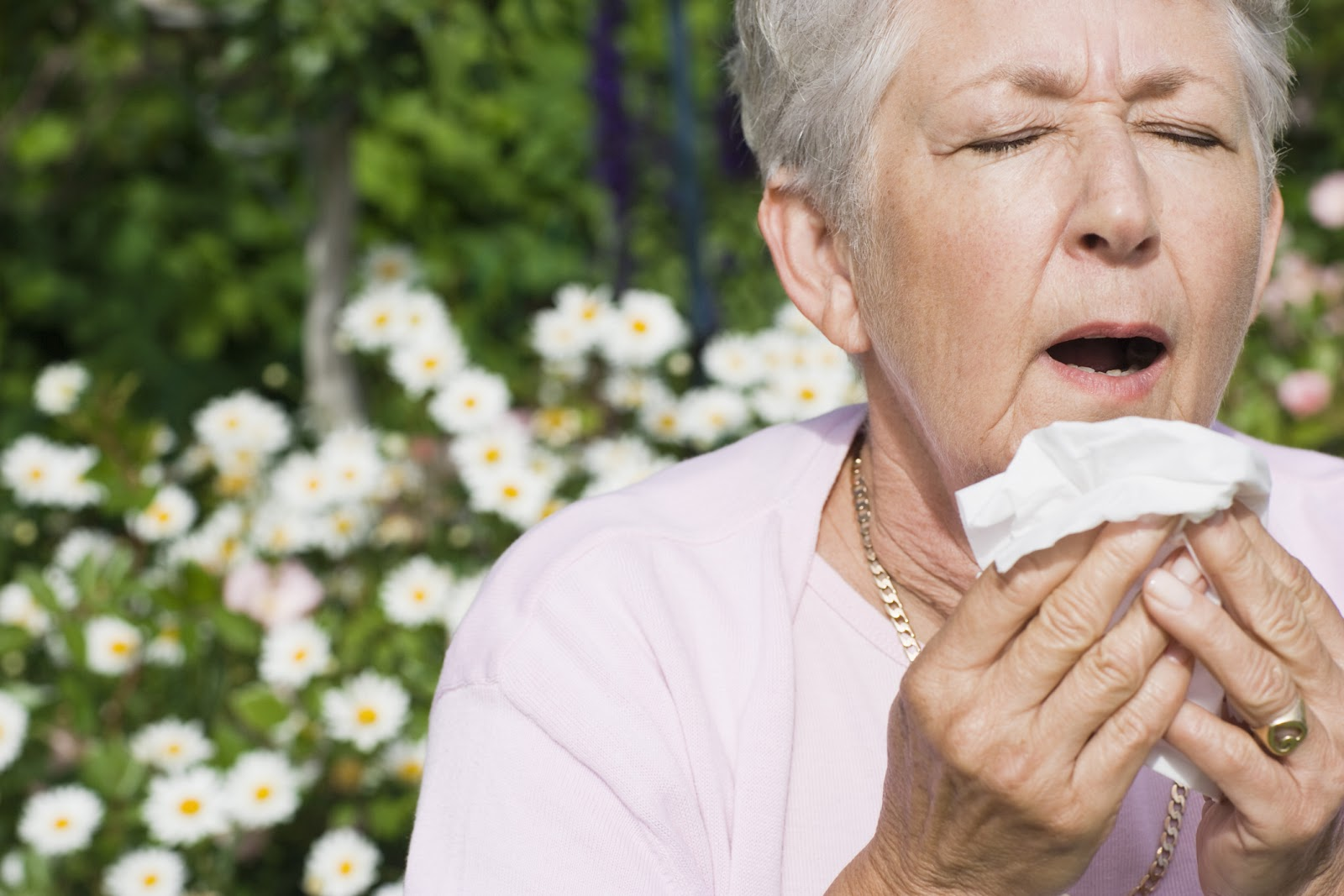 Dealing With Springtime Allergies | Living Healthy, Living Well
