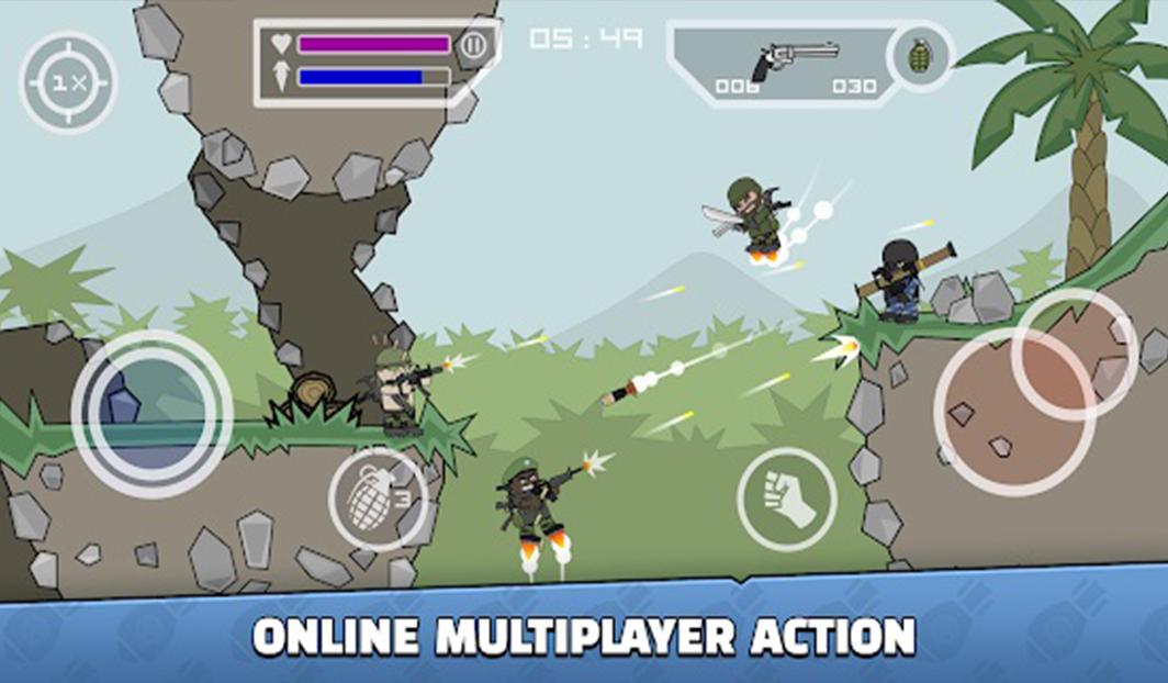 mini militia 3