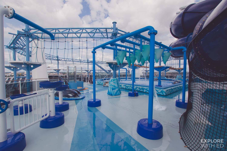 MSC Meraviglia Water Park