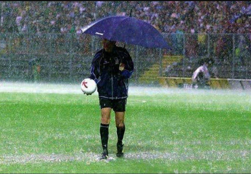 Sampdoria-Roma rinviata per allerta meteo: quando si recupera? | Calcio Serie A