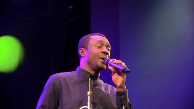 Nathaniel Bassey - Hallelujah Eh Lyrics