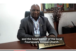 BREAKING: UNILAG Senior Lecturer And Pastor, Dr. Boniface Exposed in #SexForGrades  BBC Documentary (Video)