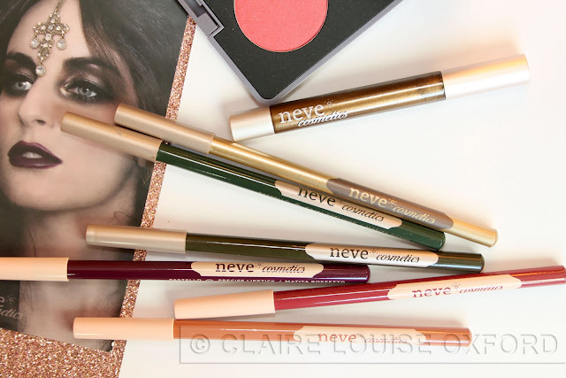 Neve Cosmetics Neogothic Collection - Pastello Occhi e Pastello Labbra