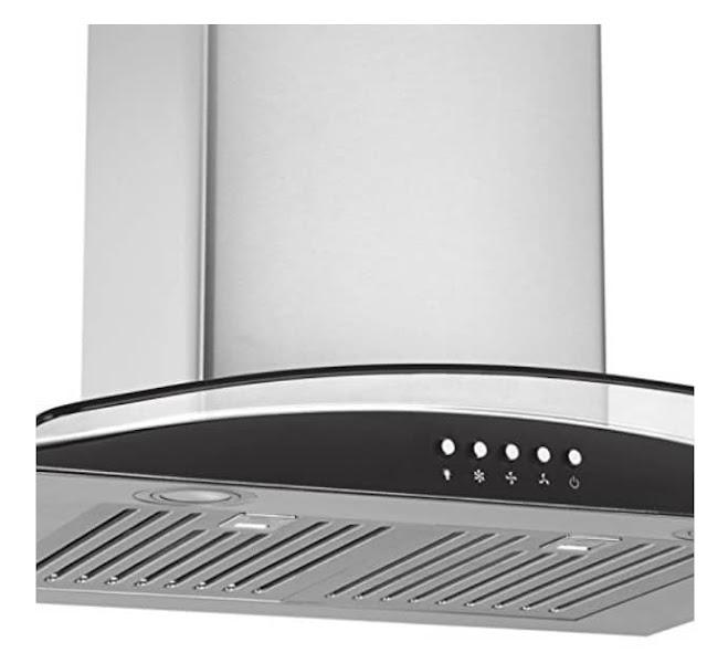 KAFF 60CM 1080 M3/HR Best Kitchen Chimney