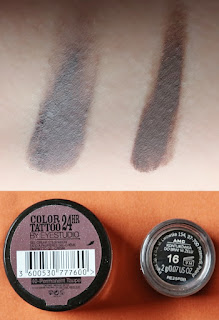 Maybelline Color Tatoo w kolorze Taupe