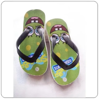 Sandal Karakter TG Pria GSJ