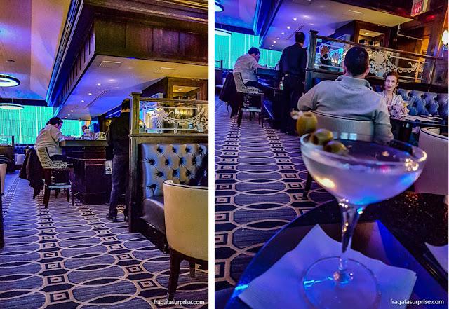 Blue Bar, Hotel Algonquin, Nova York