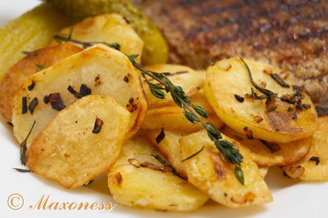 Жареный картофель от Гордона Рамзи