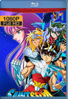 Los Caballeros Del Zodiaco Peliculas [1987-2004 ] [1080p BRrip] [Latino-Japones] [GoogleDrive] LaChapelHD