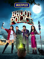 Bhoot Police 2021 Full Movie [Hindi-DD5.1] 720p & 1080p HDRip