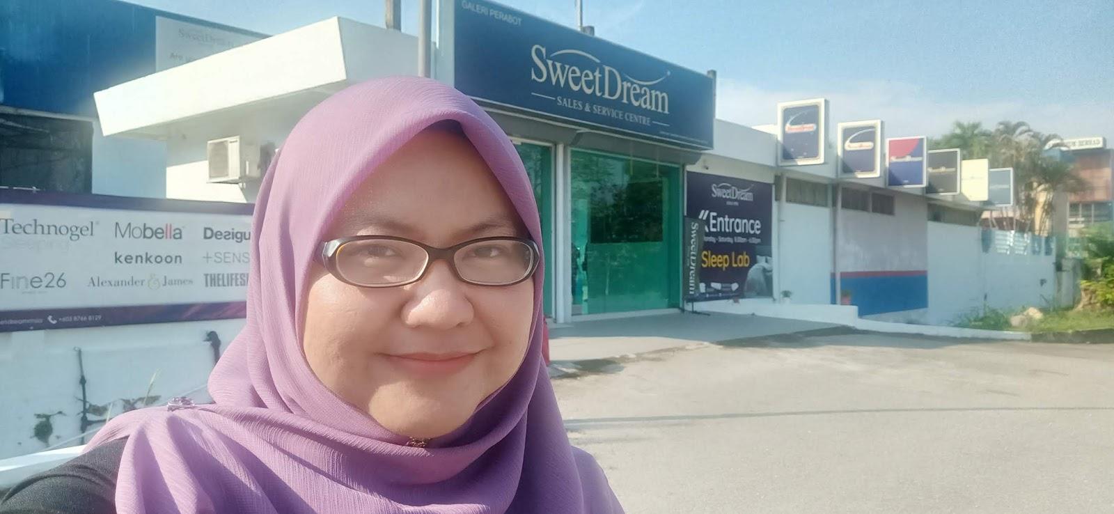 Warehouse SALE SweetDream Beranang di Hari Kejadian Gerhana Matahari