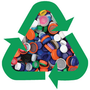 How to Recycle: Recycled Bottle Caps