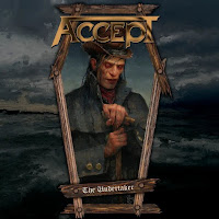 "Το single των Accept ""The Undertaker"""