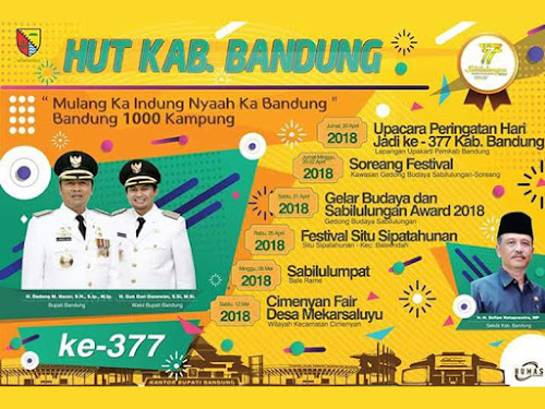 Rangkaian acara hari jadi Kabupaten Bandung 377