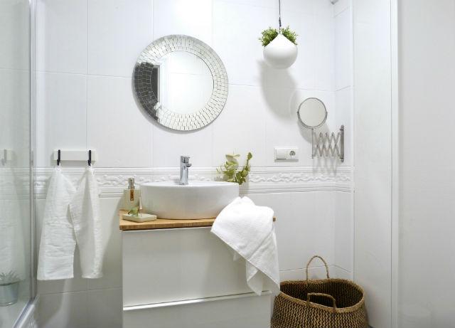 Reforma del baño sin obras