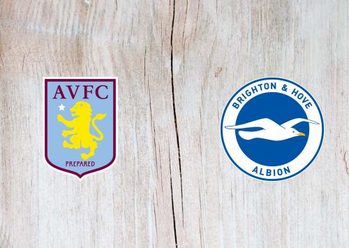 Aston Villa vs Brighton & Hove Albion -Highlights 19 October 2019