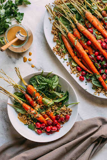 thanksgiving vegetable side dishes