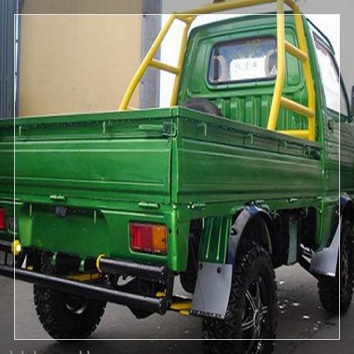 61 Gambar modifikasi mobil pick up gran max l300 t120 ss ...