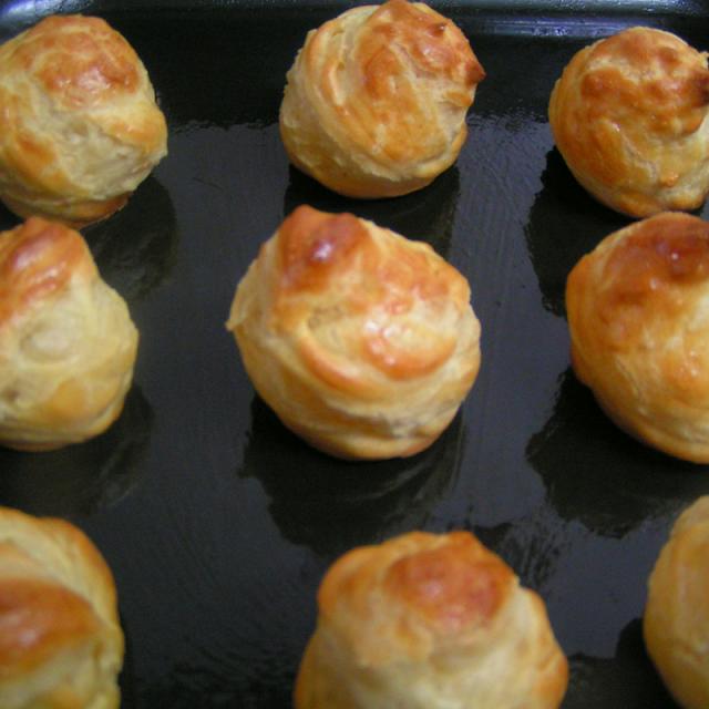 Petit choux de trufa - Morrico Fino