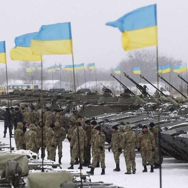 Российские военные, убирайтесь из Украины и Беларуси!