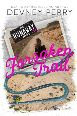 Forsaken Trail by Devney Perry - Special Edition Cover
