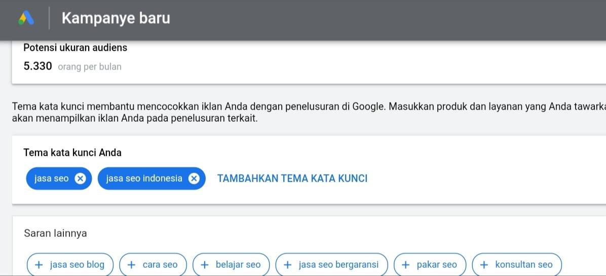 Bagaimana Cara Menggunakan Google Ads Google Adwords Update Seo Kilat