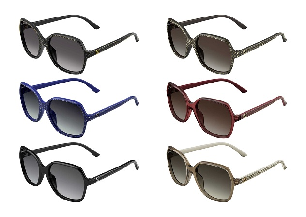 2af460ed83a mylifestylenews  GUCCI Diamond Glitter   2013 Eyewear Capsule Collection