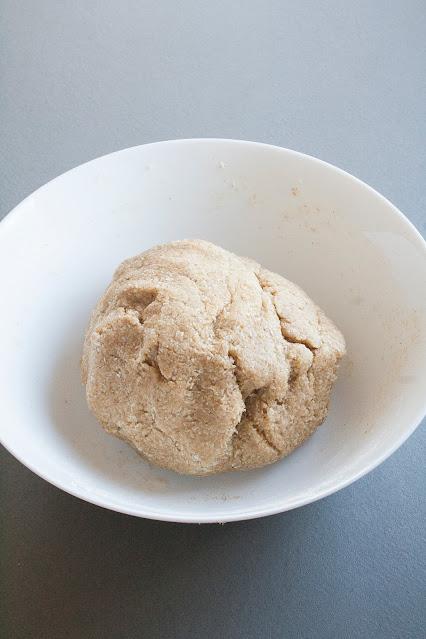 Biscotti integrali al cocco