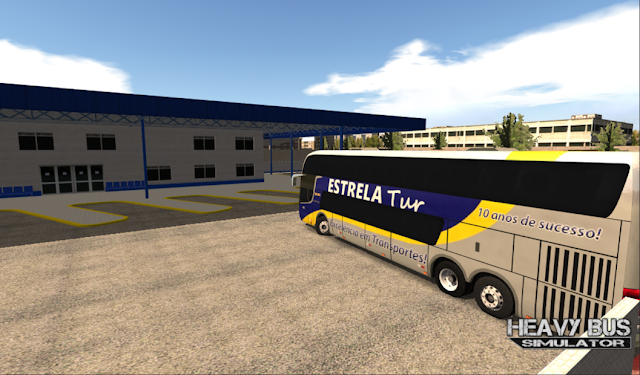 Heavy Bus Simulator Hileli APK v1.086