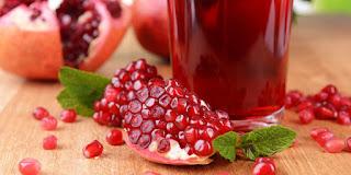 Manfaat jus buah delima