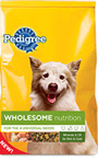 Picture of Pedigree Wholesome Nutrition for Dogs