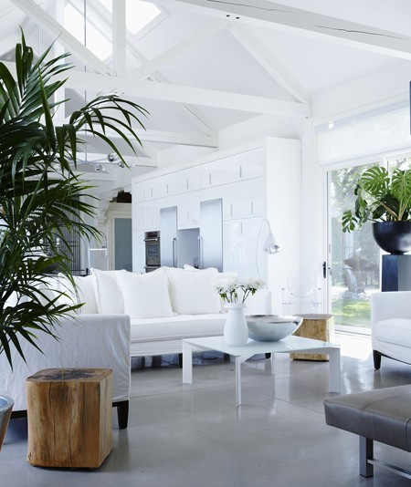 New Home Interior Design: Modern Cottages