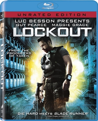 Lockout 720p BRRip HD Español Latino